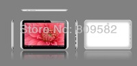 "7"",MTK6572,Dual core,1.2Ghz,1024*600,512MB(1GB option)/4GB,3G,Bluetooth,WIFI,FM,GPS,0.3MP+0.3MP(2.0 option) gps call tablet"
