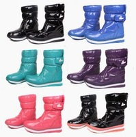 Free shipping! Hot to Sell ! 2 color RUBBER DUCK Snow Boots! Movement short boots! brand designer winter shoes free shipping