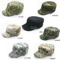 Outdoor Camouflage cap combat cap army cap cadet  casual cap sunbonnet