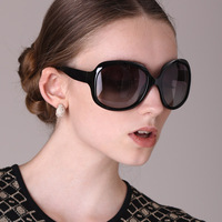 Fashion 2013 women's sunglasses big box trend sunglasses glasses brief fashion all-match sunglasses