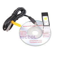 NI5L Mini PC Laptop USB Thermometer Sensor NTC Temperature Sensor Data Log