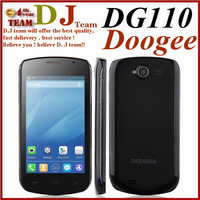 "SG Free Shipping Doogee DG100 4.0"" MTK6572 Dual Core Smartphone WVGA IPS Capacitive Screen ROM 4GB Android 4.2 3G GPS"