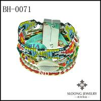 Fashion new design Pretty 2013 popular bracelet hipanema from China Supplier