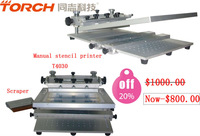 Manual stencil  printer /SMT screen printer /PCB board printer