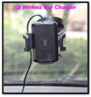 Universal Qi Car Wireless Charger Charging Pad for iPhone 5 5S Nokia Lumia 920 820 LG Nexus 4 5 Samsung S4 S3 i9300 i9500 Note3