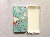 2013 NEW Design  hard white case cover for iphone 5C +free shipping  AC162