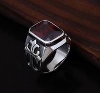925 pure silver ring pure silver vintage the cruciferae seiko pure silver ruby ring