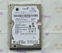 Original   100G 2.5Inch SATA serial notebook hard drive ST9100821AS 7200