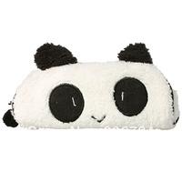 Popular Pencil Pen Case Bag Panda Design Cosmetic Make up Bag Pouch Cute Soft Plush