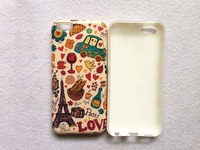 2013 NEW Design  hard white case cover for iphone 5C +free shipping  AC169