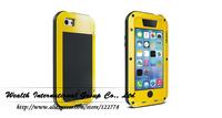 Waterproof Dustproof Shockproof Metal Case for iPhone 5C