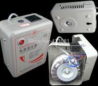 Red 220v to 110v 3000w power transformer electrical appliances voltage converter toroidal transformer
