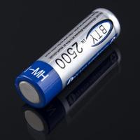 4Pcs AA 2500mAh 1.2V NI-MH NIMH Rechargeable Battery Free Shipping Wholesale