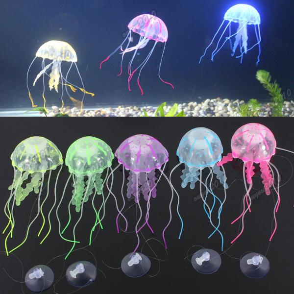 5 Colors Vivid Glowing Effect Fluoresce