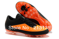 2014 New Arrived HyperVenom AG Soccer Shoes,Football Boots,Football Cleats 5Colors Mix Order Top Quality Free Shipping!