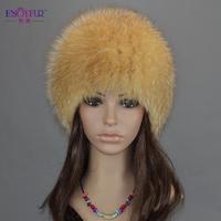 2013 winter fox fur millinery fur hat lei feng cap millinery cap