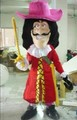 2014 new Captain Hook Mascot Costume Adult Size Fancy Dress Party Outfit