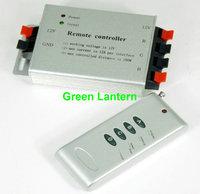 RF remote 4key RGB controller Aluminum shell