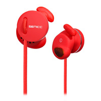 Senicc IC7 series  fashion music earphones colorful in-Ear Earphone with Mic and Remote for iPhone Galaxy S3 S4 HTC 3.5MM