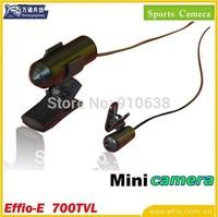 700tvl security mini cctv pinhole hidden Clip-type camera free shipping