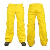 Monoboard 686 skiing pants female ski suit set double board pants