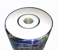 2013 Hot 50discs/lot 3INCH 8CM Banana Printable Mini DVD-R Blank Disks 8X 1.4GB 30MIN Mini DVDR Blank DVD Discs Free Shipping