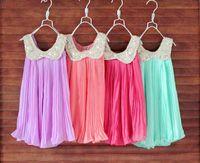 Kids 2013 summer girls dress children dress spot wholesale children's clothing manufacturers free shipping