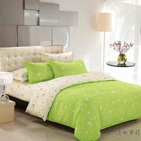 Laguan duvet cover piece set velvet bedding four piece set 1.8 meters piece bedding set bed sheets
