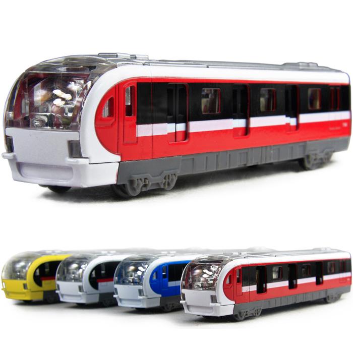 Toy toy car alloy WARRIOR cars model train subway bus model(China (Mainland))