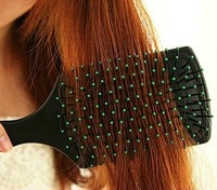 3 pieces/lot fashion star care airbag massage comfortable big comb scalp