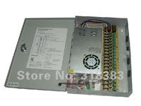 12V 30A 18 road security electric box-type switching power supply 12V