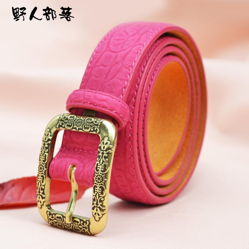 Do Cinturones mujer Mulheres pérola cinto calça jeans de veludo cinto cinta tudo-match feminino casual Cintos cummerbund femininos Femininos Couro(China (Mainland))