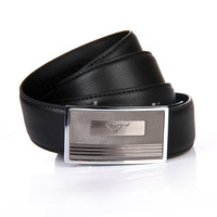 Septwolves men's automatic buckle strap cowhide belt 7A113414000-1
