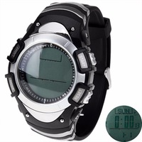 High quality 3ATM Water Resistant Compass Altimeter LED display Sports Watch Unisex FR-S-8204A