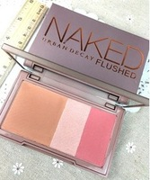 New NAKED Flushed blush 3colors blusher (6pcs/lot)free ship