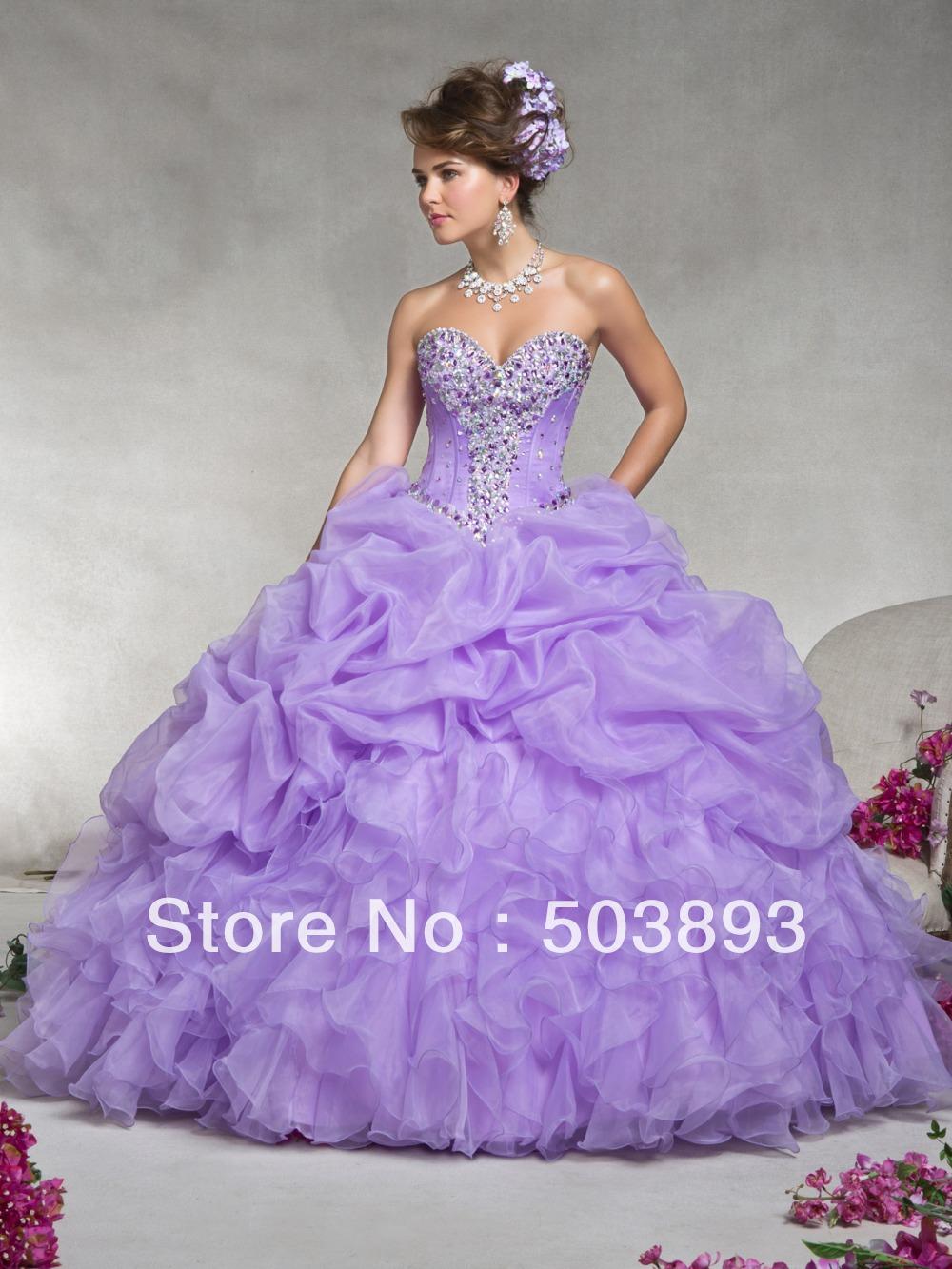 Light Purple Quinceanera Dresses New arrival dresses