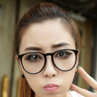1pc/lot  Clear Lens Glasses Square Party Fancy Dress Big Nerd Unisex geek round Men Women Gift TF002