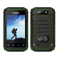 Hummer H1 MTK6572 GPS rugged Android ip67 Waterproof Mobile phone Dustproof shockproof cell phone Russian Polish Turkey