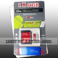 Three-year warranty Brand NEW 32GB 64GB MICROSD CLASS 10 MICRO SDHC MICROSDHC TF FLASH MEMORY CARD REAL 32GB 64G WITH SD ADAPTER