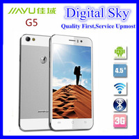 Мобильный телефон JIAYU G5 2G 16G 4.5 inch IPS 1280 * 720 Android 4.2 MTK6592 1,7 Core 13.0mp GPS