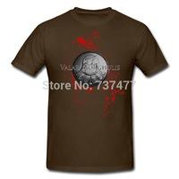 Gratis Levering 100% Top Quality Guaranteed! Sales Brown  Valar Morghulis 100% Cotton Menn Scoop Nytt T-Shirts