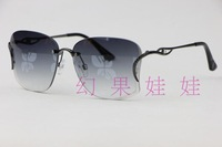 Women Sunglasses sk0023 lenses diamond sunglasses comfortable all-match brief  Little Swan
