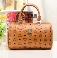 Free shipping 2013 women's handbag messenger bag BOSS bucket handbag casual bag