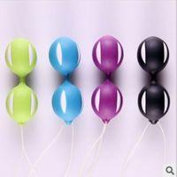 50pcs/lots  tighten restore vaginal Silicon smart bead Balls love ball anal ball Kegel Exercise Ball vagina exercisers