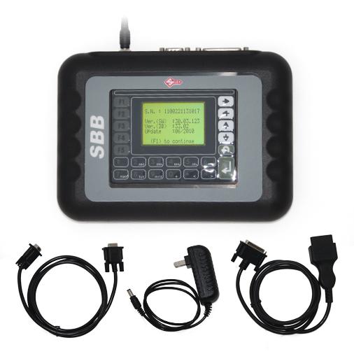 2013 Newest SBB Prorammer Silca Immbolizer SBB Universal Key Maker Free Warranty For Multi-brands(China (Mainland))