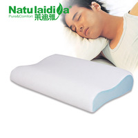 Free Shipping! New Arrival Hot Sale Laidiya 3D Summer Cool Pillow Breathable Nap Pillow One Seat Natural Latex Memory Pillow