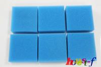New 6 X Fine Foam Filter Pads Fish Tanks Fits Juwel Compact