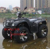 Zongshen 250cc water tripod big atv hummer 14 aluminum wheels back box