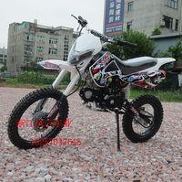 125cc KAWASAKI off-road motorcycle proud double aluminum row aluminum after