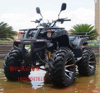 Zongshen 250cc water big atv bull front and rear disc brakes 12 aluminum wheels